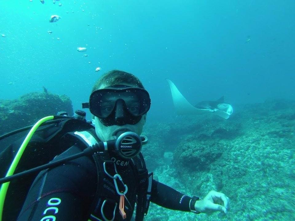 north stradbroke island scuba diving