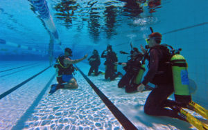 scuba diving in Brisbane refresher